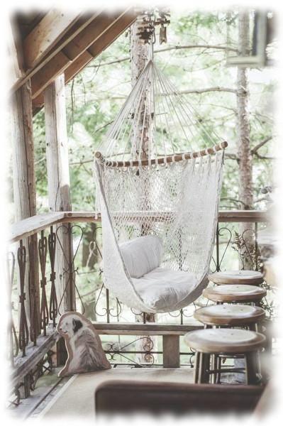 Sillas colgantes para tu salón o terraza, ¿te apuntas?