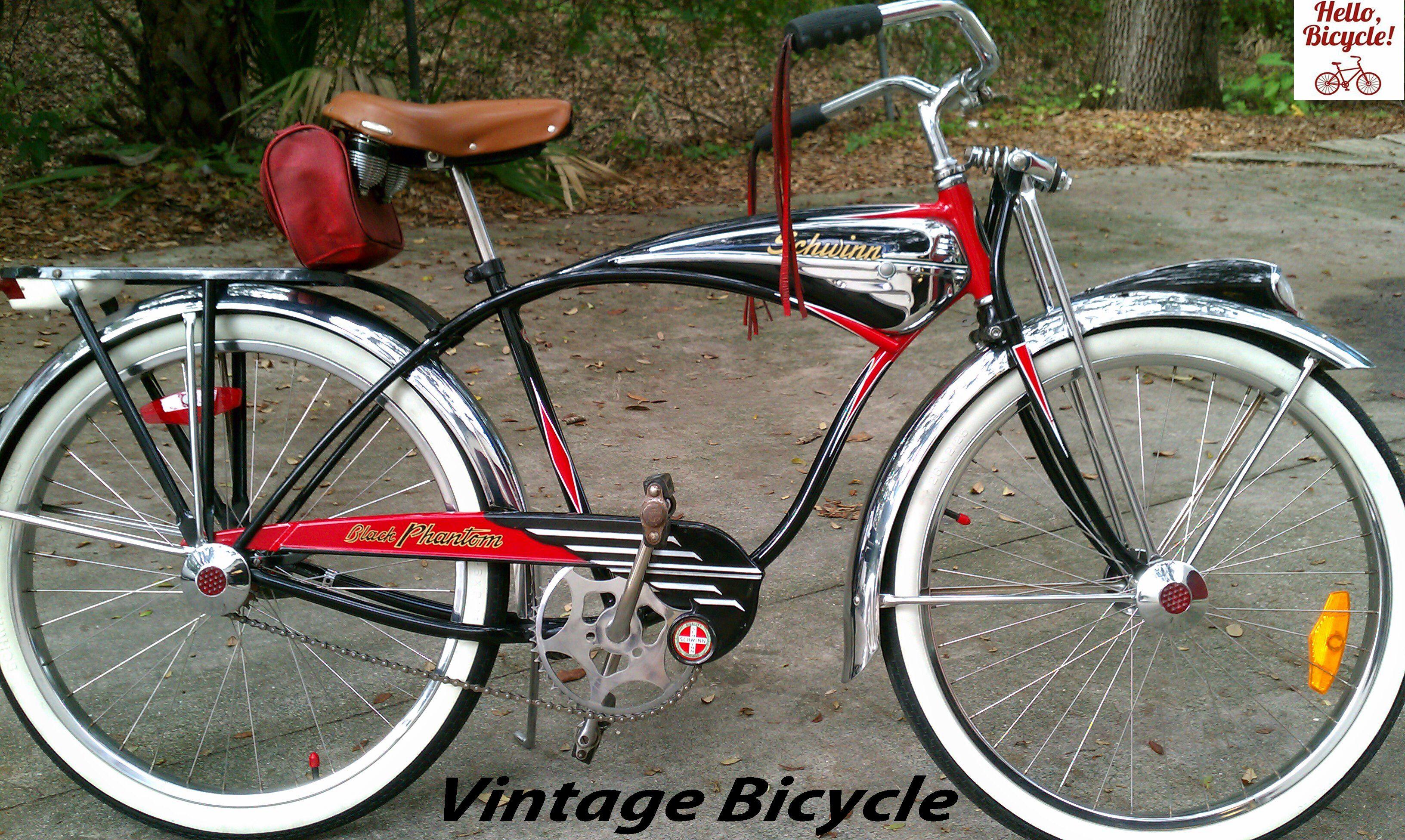 Hellobicycle Vintage Bikes Is The Online Shop For Vintage Bikes Classic Bikes Parts Vintage Apparel And Custom Constructed Bicycle Buy Bicycle Schwinn Bike