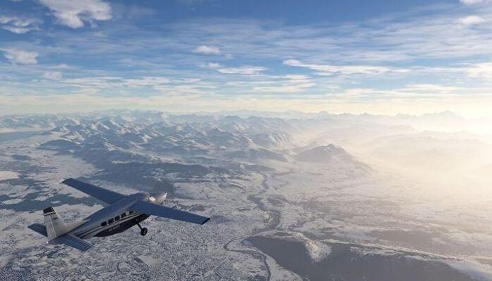 Microsoft Flight Simulator include ora tutti gli aeroporti sulla terra