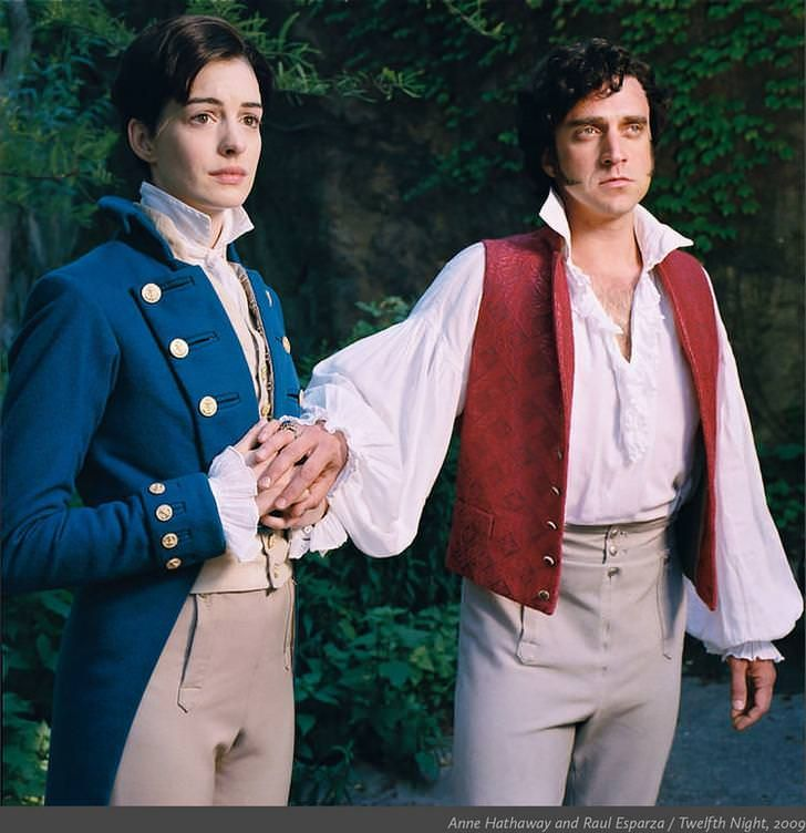 Remember When Anne Hathaway Was In 12th Night