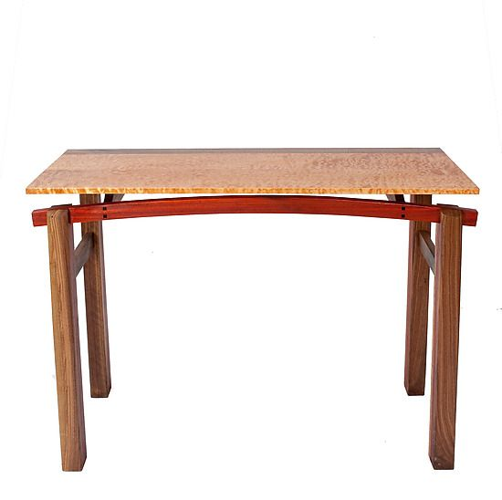Japanese Hall Table Jeffrey Hills Wood Console Table Artful Home
