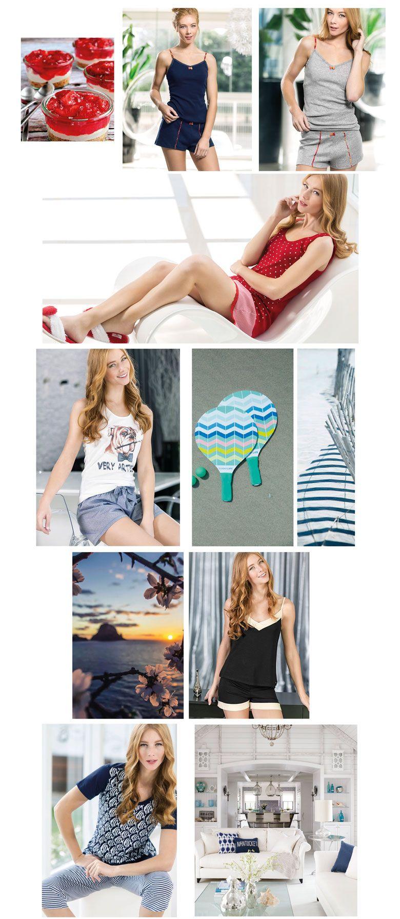 #Sleepwear #Fashion #Summer