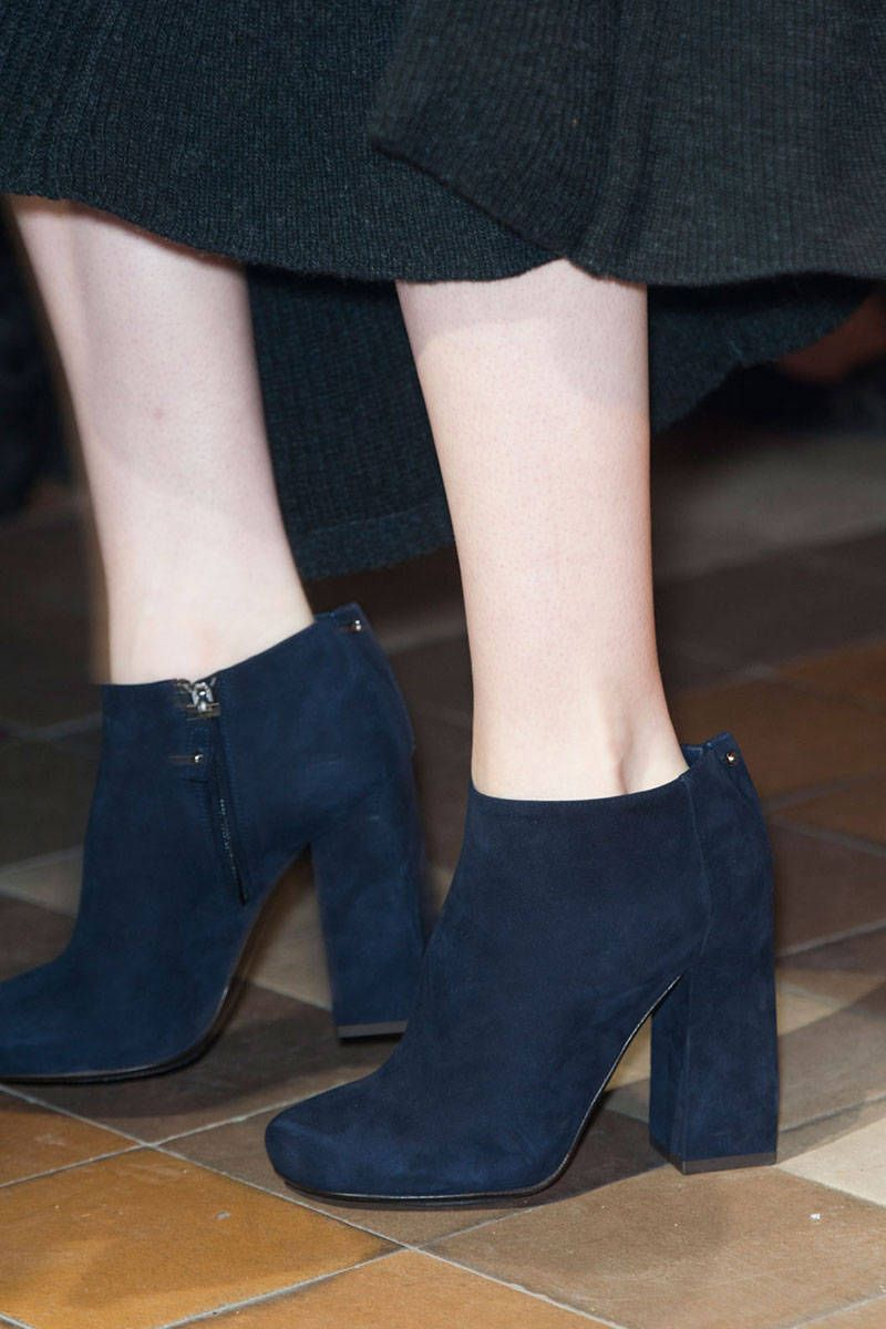 Best Shoes Fall 2014 - The Best Shoes in on the Fall 2014 Runways - Elle