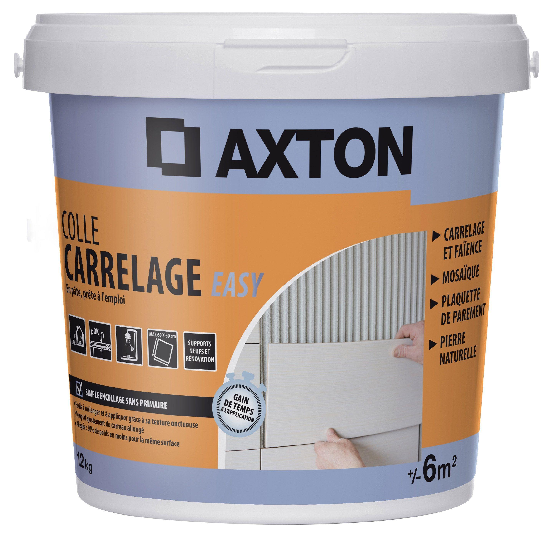 Colle En Pate Easy Blanc 12 Kg 6m Axton En 2019 Products Easy Beige Et Deco Montagne