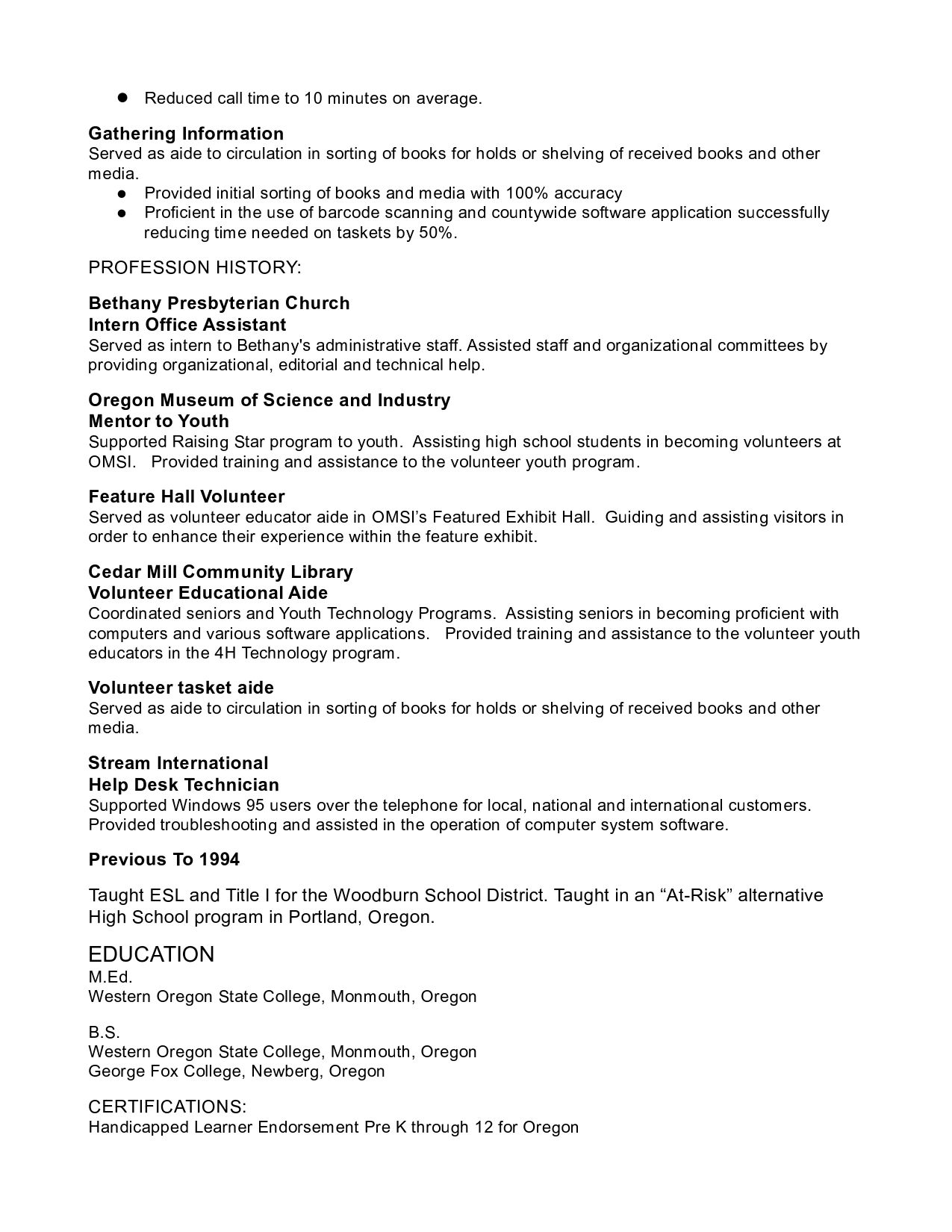 15++ Resume cv correct spelling inspirations