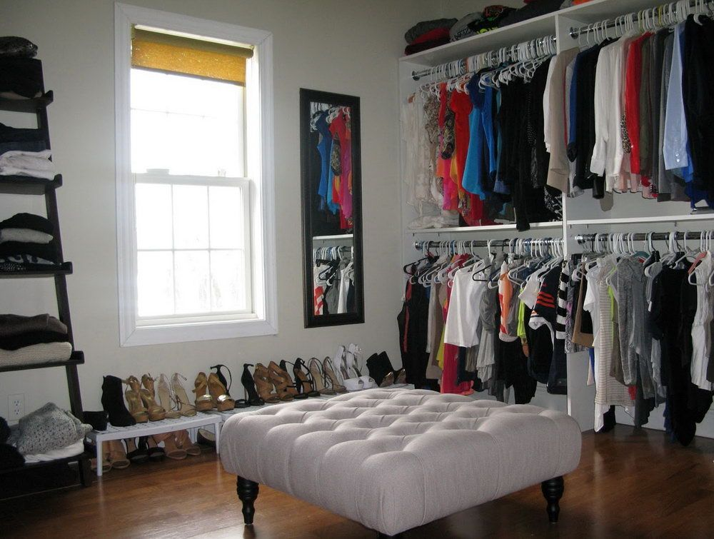 What To Wear Stylizimo Closet Inspiration Shoe Storage Small Space Closet Design