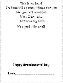 Freebies for ALL #grandparentsdaygifts