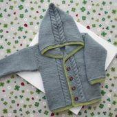 Strickjacke ab Größe 62/68 bis Größe 110/116 Kostümjacke Janker Pullover T …, # bis # Größe…