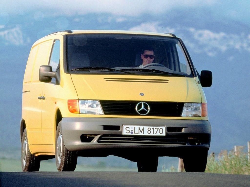 Mercedes Benz Vito 108 Cdi Kastenwagen Br 638 1996 2003