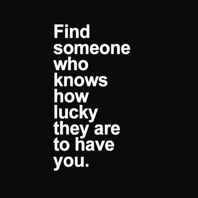 Hard To Find Someone Like That. Even In Friendship...it Is