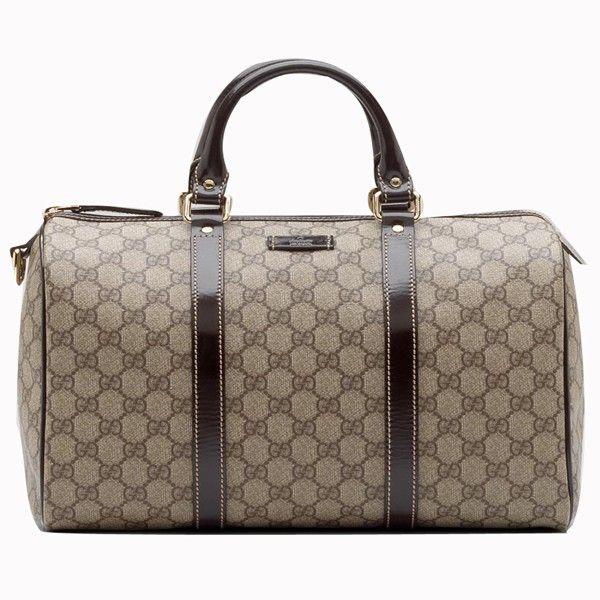 Gucci Joy Medium Boston Bag Beige-Bordeaux 193603 BXS   gucci kindom ... acac6d27993