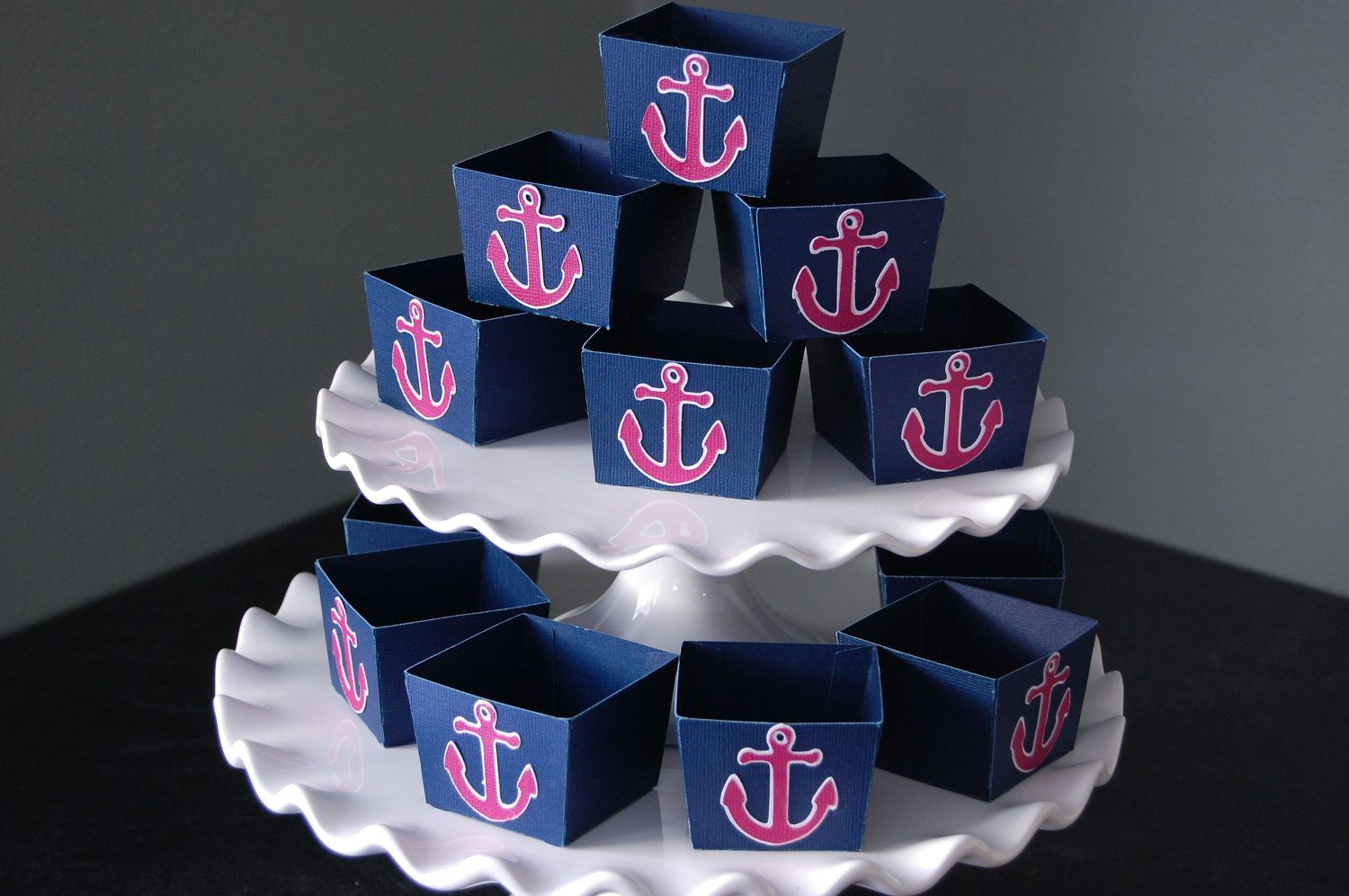 nautical favors pipers nisartmacka party decor ideas decorations decoration com