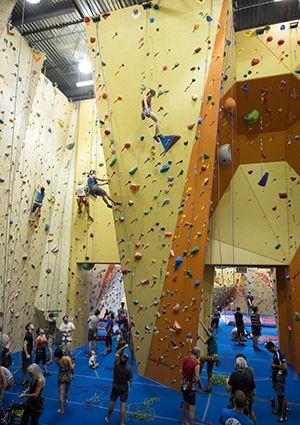 Portland Rock Gym Oregon S Largest Indoor Climbing Gym Indoor Climbing Gym Indoor Climbing Climbing Gym