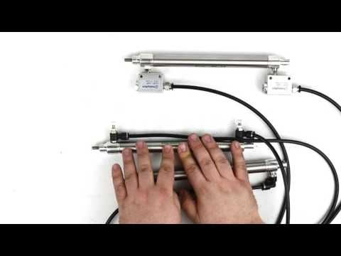 How to Control the Speed of a Pneumatic Cylinder - YouTube