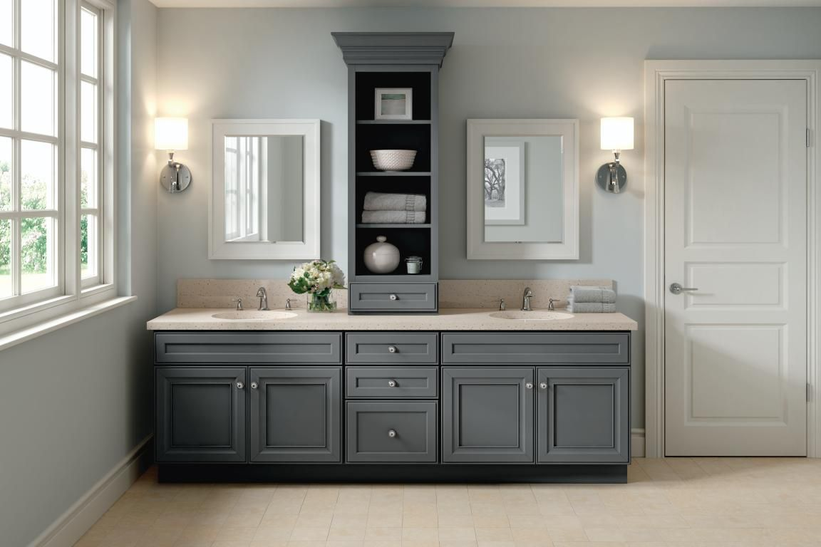 Diamond Reflections Cabinet Hardware While This Produced A Cleaner More Sophisticated Look It Also Robbed The House Of
