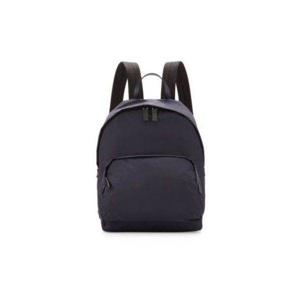 bbaec2594acede ... promo code for prada zaino mens clean nylon backpack 3975 sar liked on  polyvore featuring mens