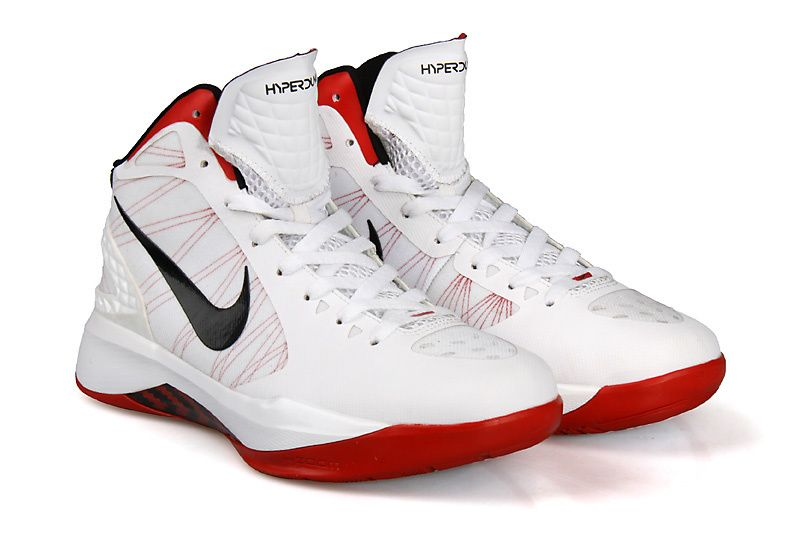 sale retailer 345c1 36cf8 Nike Zoom Hyperdunk 2011 White Red Black