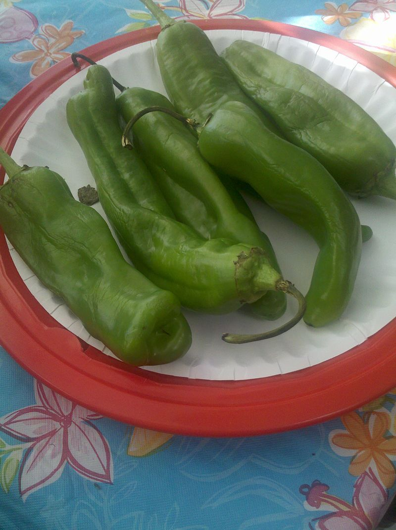 New Mexico green chile Cuisine of the United States
