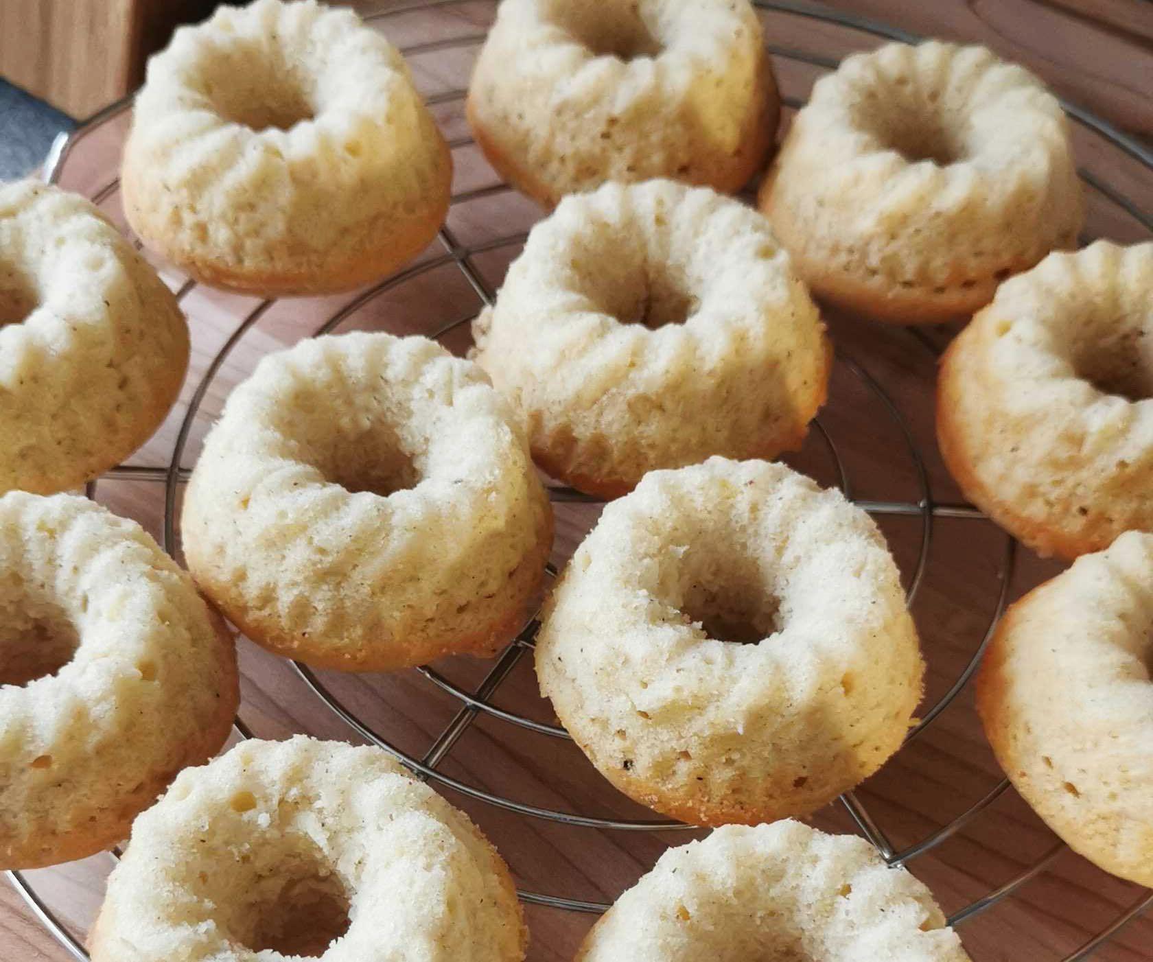 Joghurt-Zitronen-Muffins: Einfaches Rezept