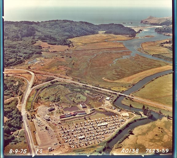 Aerial Photo Of Pixieland Shows How The Site Changed The