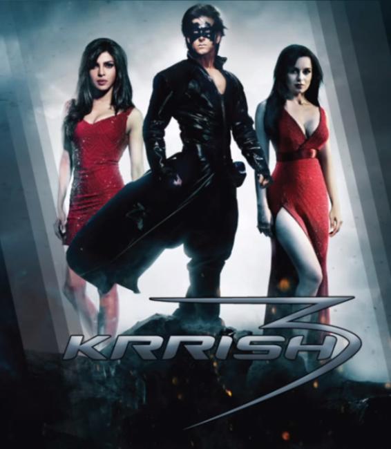Movie War This November December Krrish 3 Krrish Movie Hrithik Roshan