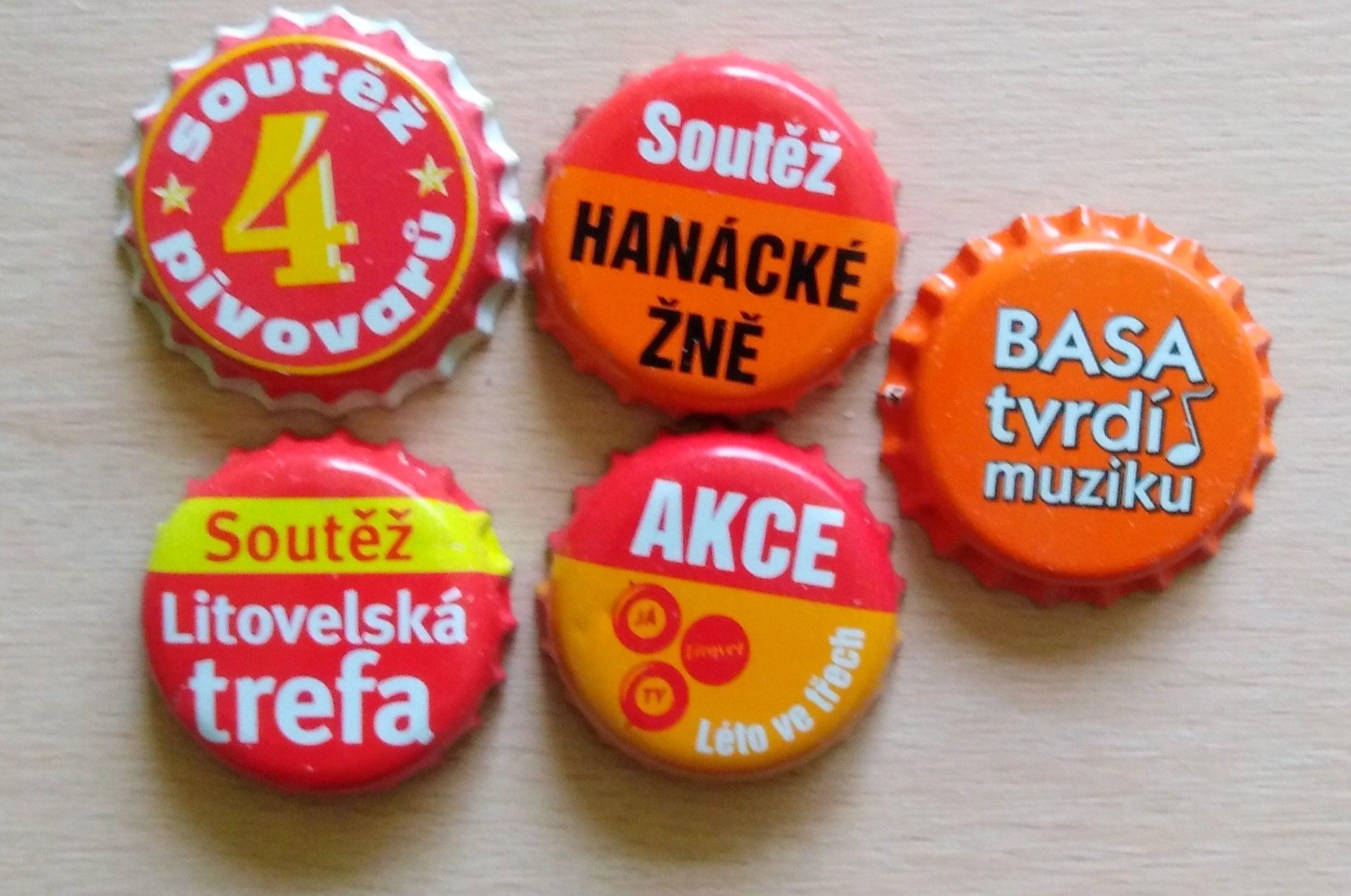 Czech Beer Crown Caps Crown Cap Czech Beer Sugar Cookie