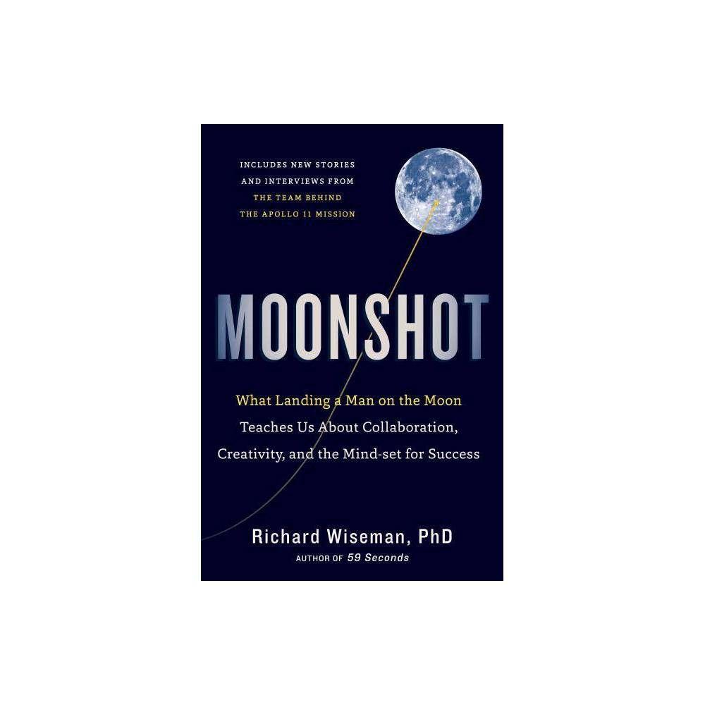 59 Seconds Richard Wiseman moonshot -richard wiseman (hardcover) in 2019 | products