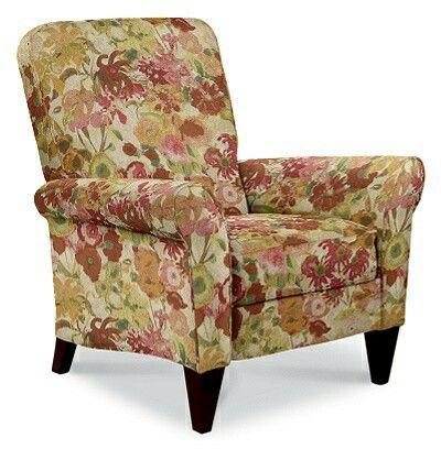 Marvelous Haven High Leg Lazyboy Recliner Fabric Called Van Gough In Inzonedesignstudio Interior Chair Design Inzonedesignstudiocom