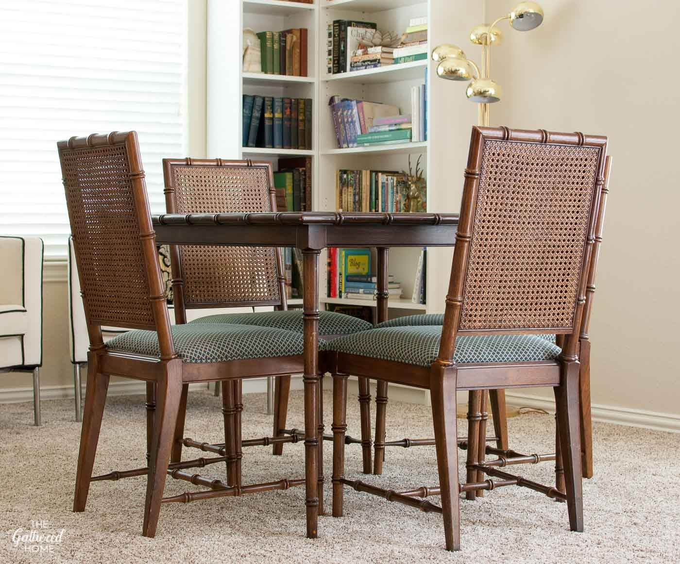 How To Fix A Sagging Dining Chair Seat Home Improvement