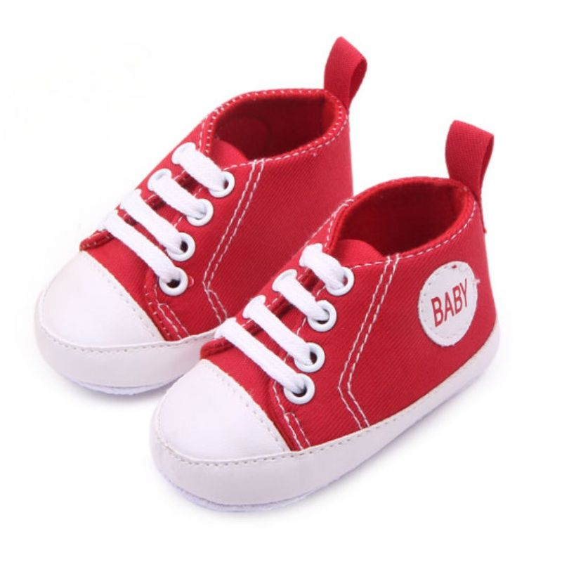 ad2e6b892bfd6 Cool Boy Girl Sports Shoes First Walkers Kids Children Shoes Sneakers Baby  Infant Soft Bottom Prewalker -   - Buy it Now!