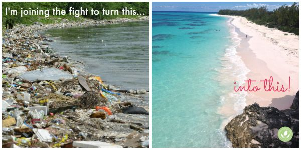 Fighting Ocean Plastic Pollution with 5 Gyres - http://www.mommygreenest.com/fighting-ocean-plastic-pollution-5-gyres/