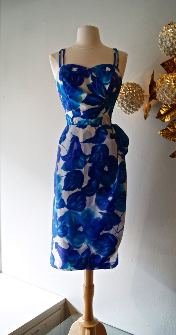 Vintage Sarong Dress // 60s Hawaiian Tropical by xtabayvintage ...