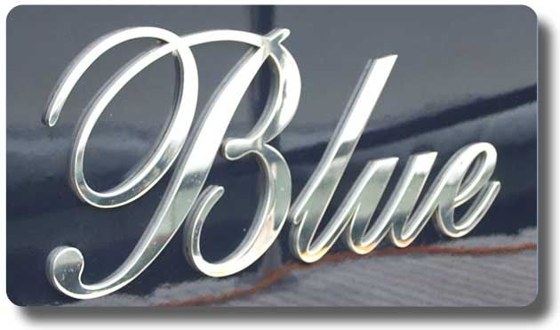 Stainless Steel Boat Names Blue By Boat Names Australia - Decals for boats australiaboat names boat graphics boat stripes boat registrations