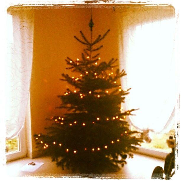 Weihnachtsbaum Brennt