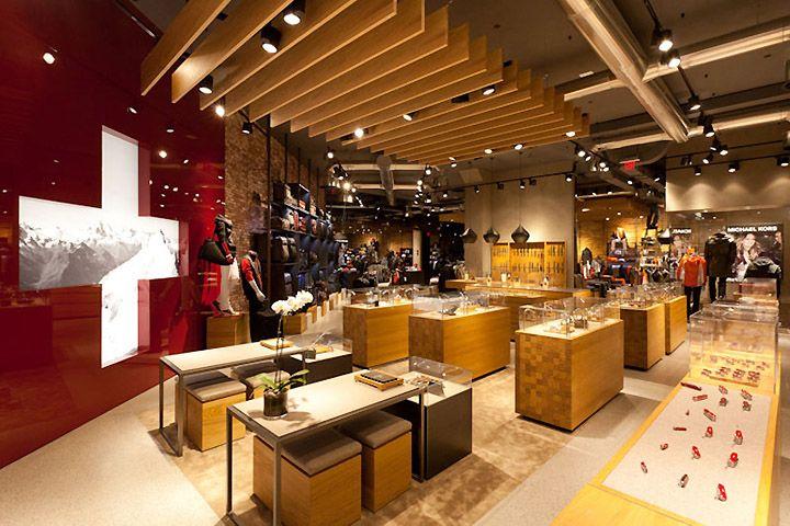 Victorinox Store By Blocher Blocher Partners Boston