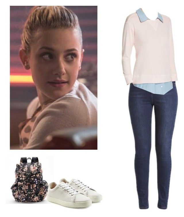 betty cooper casual outfit without heels  riverdale