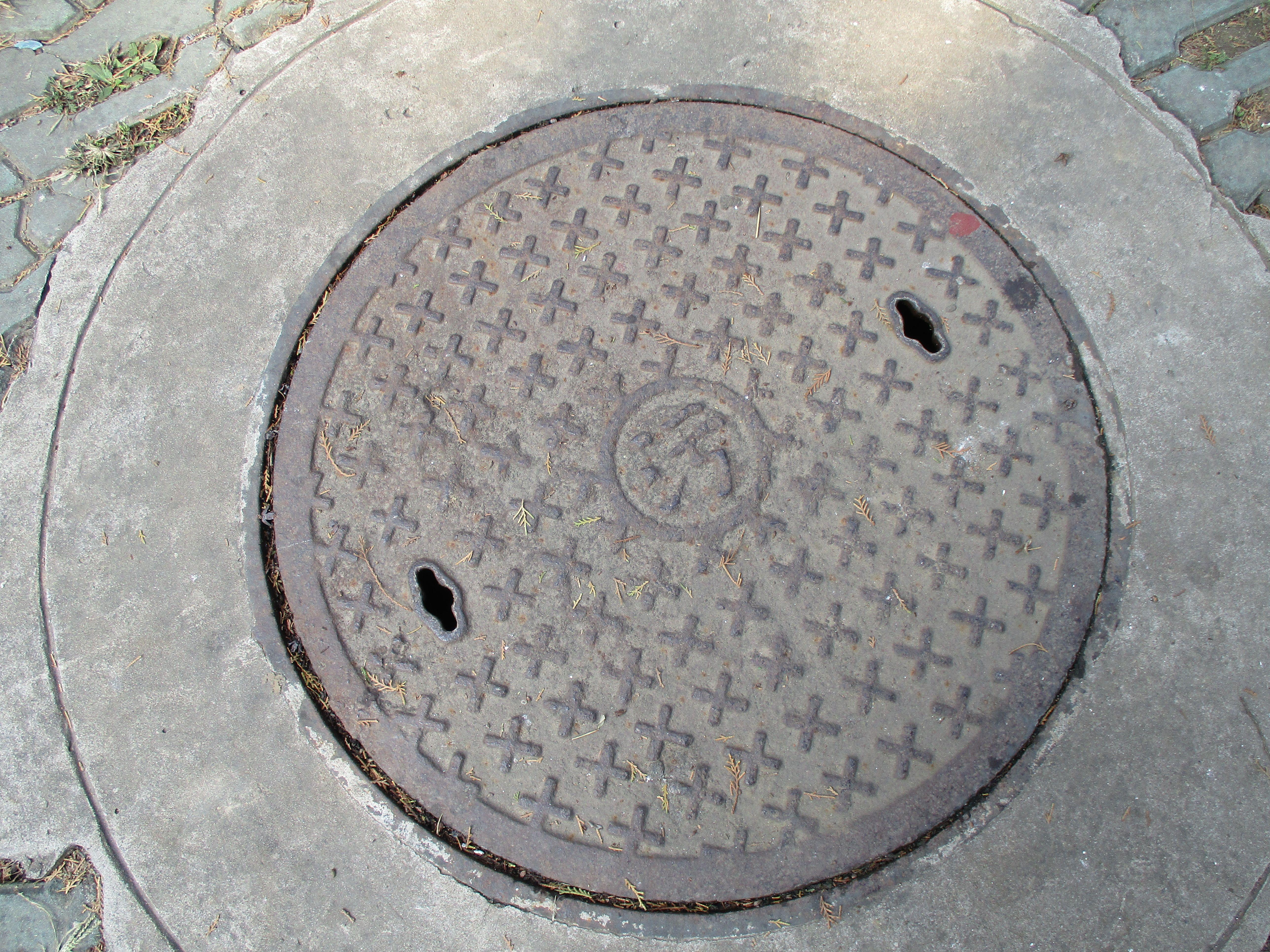 Hanoi, Vietnam   Manhole Covers & On the street Signs from around ...