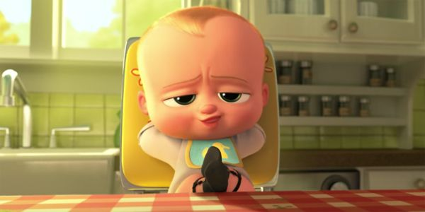 How Alec Baldwin Really Feels About Boss Baby Trying A Glengarry Glen Ross Joke Boss Baby Top Animated Movies Baby Products 2017