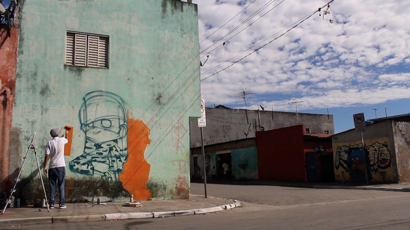 SAMPA GRAFFITI • 18 | Ignoto
