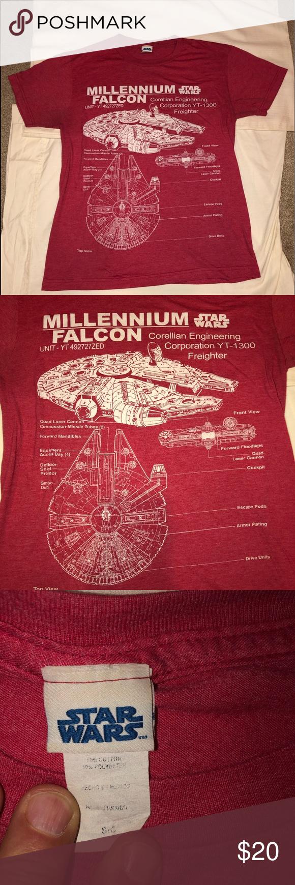 Vintage White Tag Star Wars Millennium Falcon T Vintage White Tag Star Wars Millennium Falcon T Shirt Thi Vintage Star Wars White Vintage Star Wars Shirts [ 1740 x 580 Pixel ]