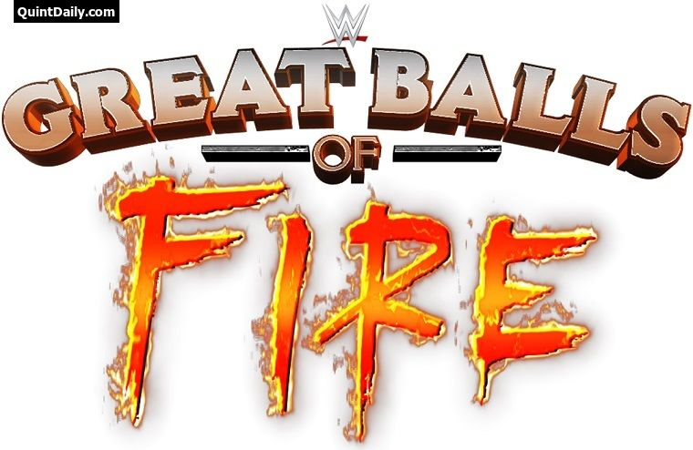 Wwe Great Balls Of Fire 2017 Match Prediction Results Live Quintdaily Wwe Ball Fire