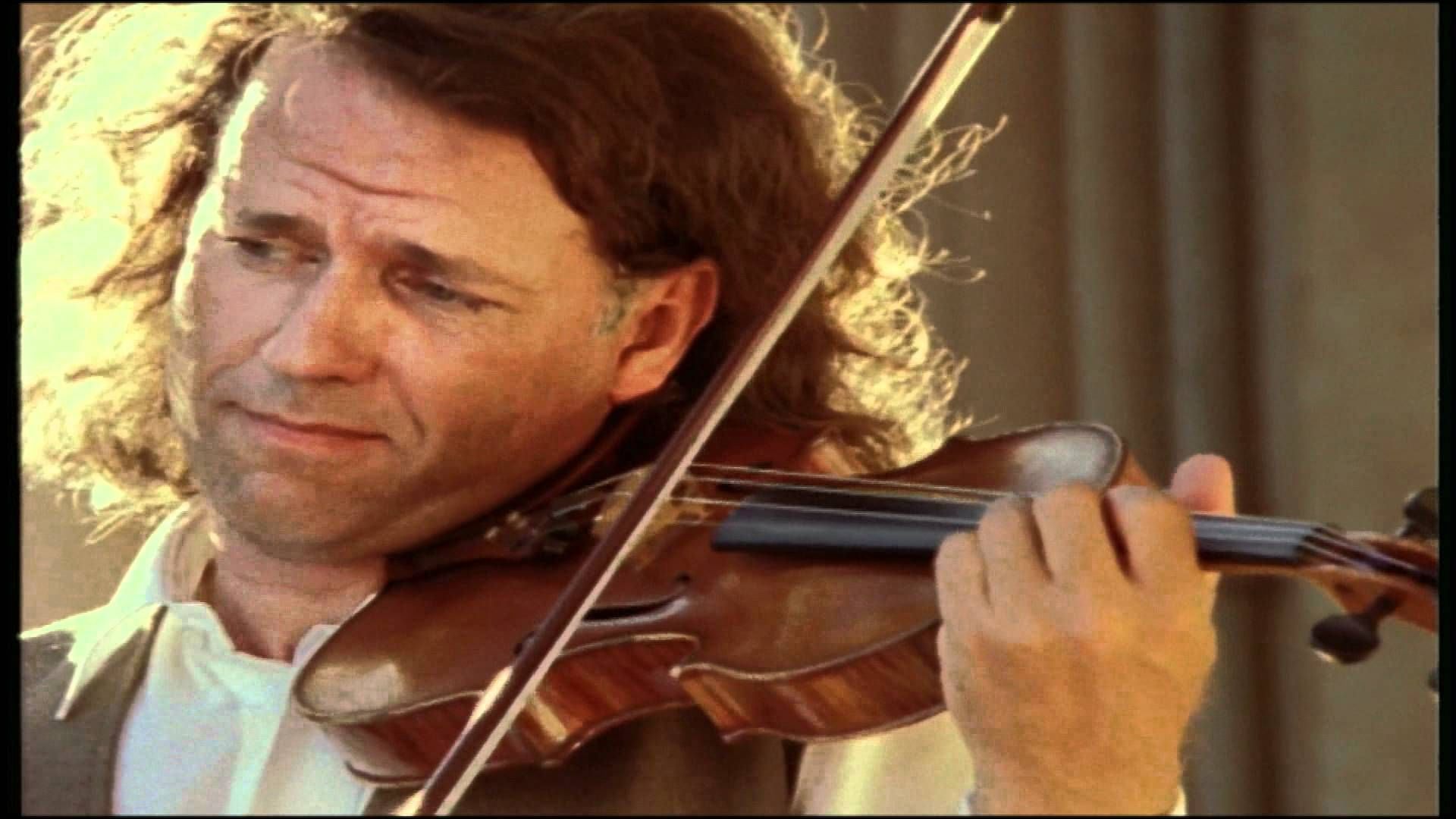 Andre Rieu Performing Love Theme From Romeo And Juliet Taken From