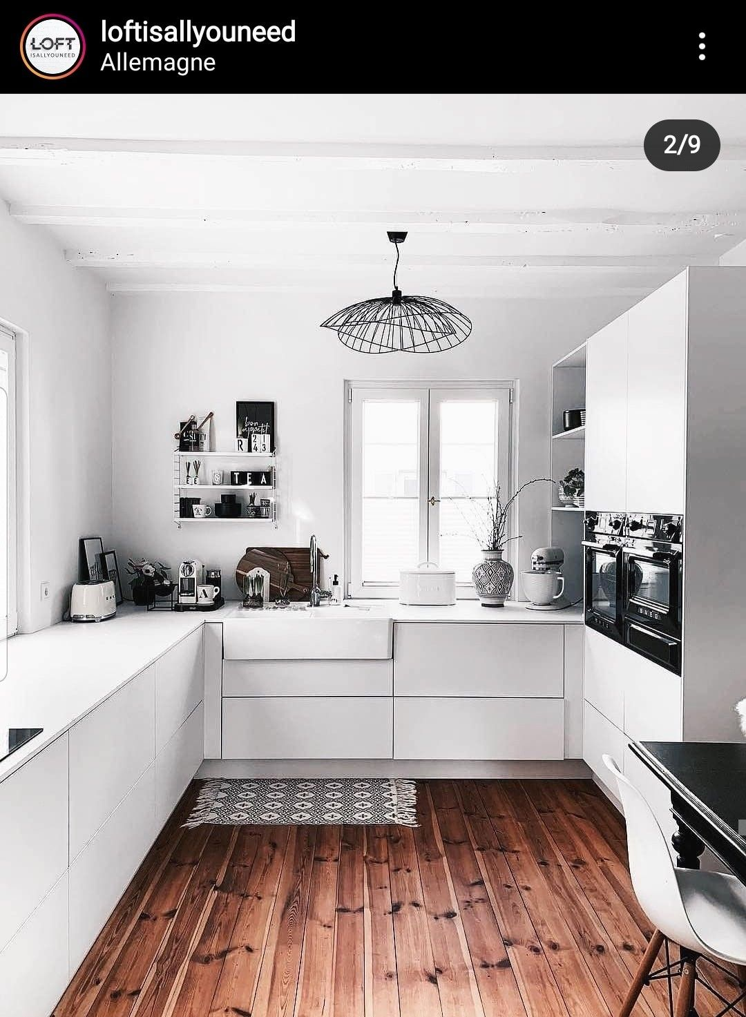 Pin by LoDsigner on CUisinE/kitchen   Kitchen styling, Bright ...