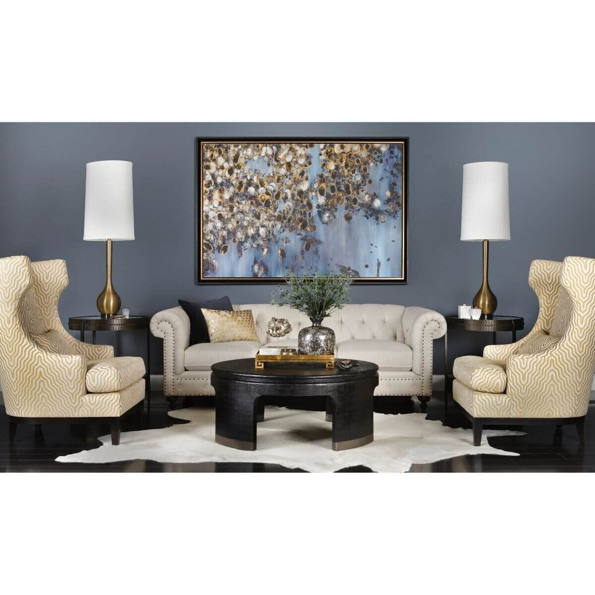 Get Inspired With These Modern Living Room Decorating Ideas: Teal Living Rooms, Living Room
