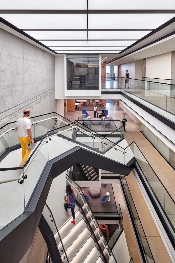 Gallery Of Mcdonald S Global Hq Gensler Ia Interior Architects