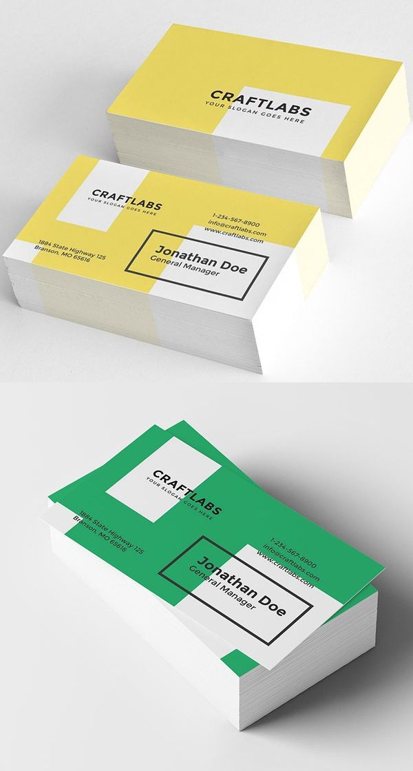 Simple creative business card businesscardtemplates businesscards simple creative business card businesscardtemplates businesscards visiting cards branding logodesign printready reheart Gallery
