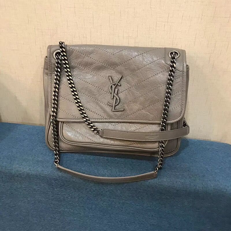 YSL NIKI bag original leather version  c1436e53ca0a8