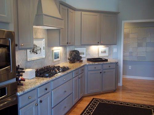 cmo pintar muebles de cocina con chalk paint - Chalk Paint Ideas Kitchen