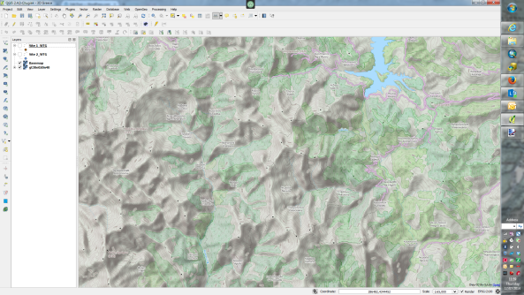 Create an awesome 3D map in minutes in #QGIS | GIS Tutorials | Map