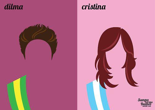 #BuenosAires vs #SãoPaulo #Argentina #Brasil #minimalismo